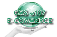 CMS e107 E-Commerce