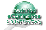 modified eCommerce 2.0 Module News/Info