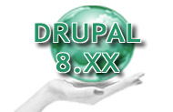 CMS Drupal Software Download 8.xx