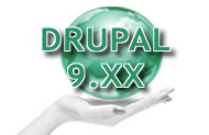 CMS Drupal Software Download 9.xx